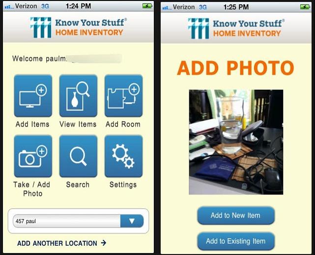 Una app para controlar todo lo que tienes en casa - App para disenar casas ...