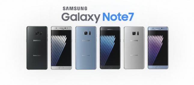 Nuevo nombre para el Galaxy Note 7 reacondicionado