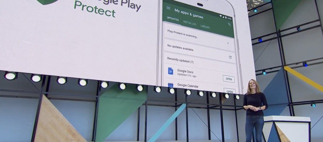 Con Google Play Protect tu smartphone estará libre de apps maliciosas